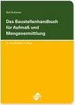 Baustellenhandbuch für Aufmaß und Mengenermittlung.