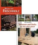 Holz-Ideen für Garten & Terrasse.