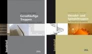 Geradläufige, Wendel- und Spindel-Treppen. 2 Bücher im Paket!