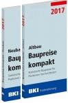 BKI Baupreise kompakt Altbau/Neubau 2017.
