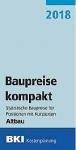 BKI Baupreise kompakt - Altbau 2018.