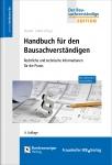 Handbuch für den Bausachverständigen