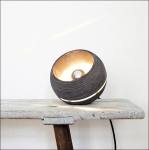 Beton Lampe Nminus1. Made in Germany.