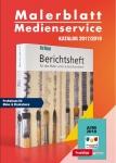 Katalog Malerblatt Medienservice. 2017/2018