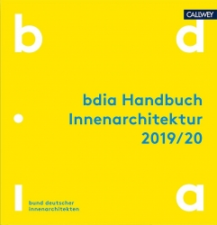 bdia Handbuch Innenarchitektur 2019/20