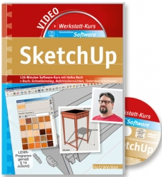 Werkstatt-Kurs Konstruktions-Software: SketchUp.