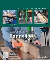 Stationärmaschinen - Bandsäge.