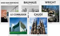 Ikonen der Moderne - Teil 1: Bauhaus, Le Corbusier, Mies van der Rohe, Wright, Gaudi