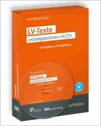 LV-Texte. Topaktuell nach neuer DIN 276/277!