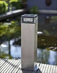 Gacoli Catwalk No. 2. Model 2016. LED Solar Außenleuchte.