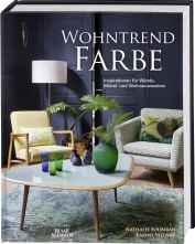 Wohntrend Farbe.