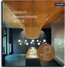 BDIA Handbuch Innenarchitektur 2017/18.