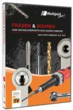 Fräsen und Bohren von Hochsicherheits-Schließzylindern.