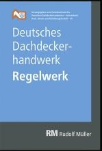Deutsches Dachdeckerhandwerk Regelwerk auf DVD.