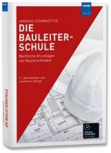 Die Bauleiterschule. Plus CD-ROM