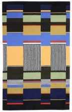 Gunta Stölzl: Bauhaus Teppich plate 111.