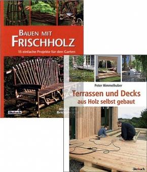 Holz-Ideen für Garten & Terrasse.   Medienservice Holzhandwerk