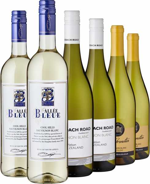 Sauvignon Blanc - Probier-Paket