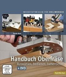 Handbuch Oberfräse.