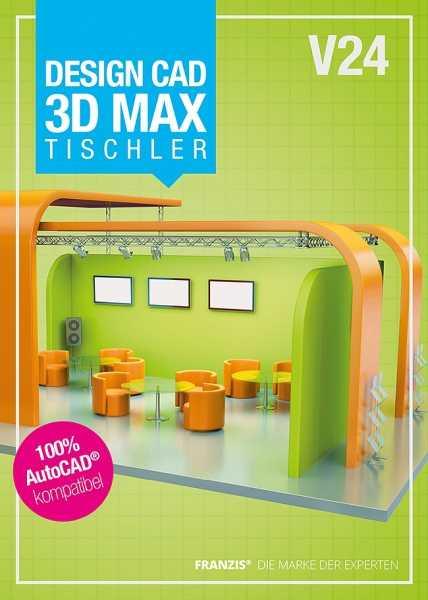 DesignCAD 3D Max V24 Tischler.