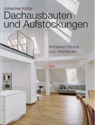 Dachausbauten und Aufstockungen.