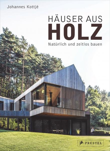 Häuser aus Holz.