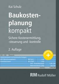 Baukostenplanung kompakt.