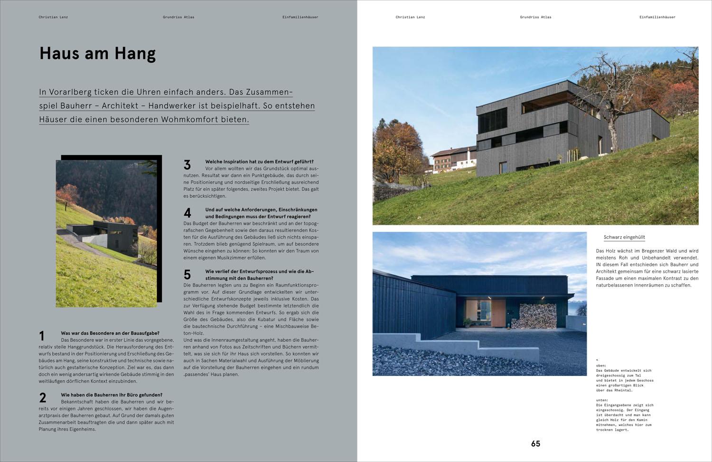 Grundriss Zeichnen Lager : GrundrissAtlas Einfamilienhaus  Medienservice Holzhandwerk