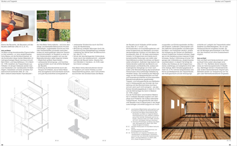 Mehrgeschossiger Holzbau. | Medienservice Holzhandwerk