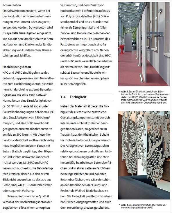 Keilrahmen Mit Tapeten Gestalten : Gestalten mit Beton. Mit fast 300 Fotos & Zeichnungen!