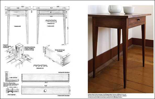 shaker m bel medienservice holzhandwerk. Black Bedroom Furniture Sets. Home Design Ideas