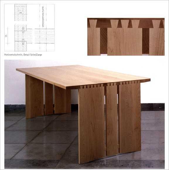 Möbel Im Detail Medienservice Holzhandwerk