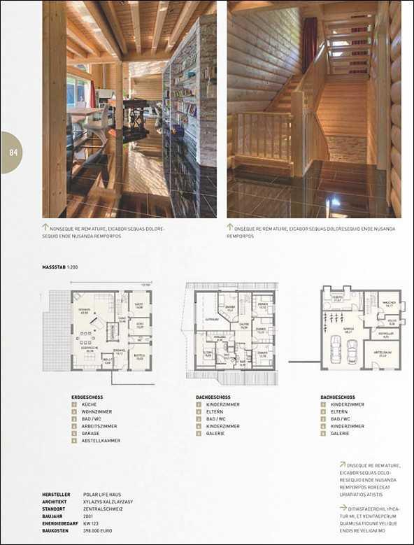 blockhaus holzhaus grundriss. Black Bedroom Furniture Sets. Home Design Ideas