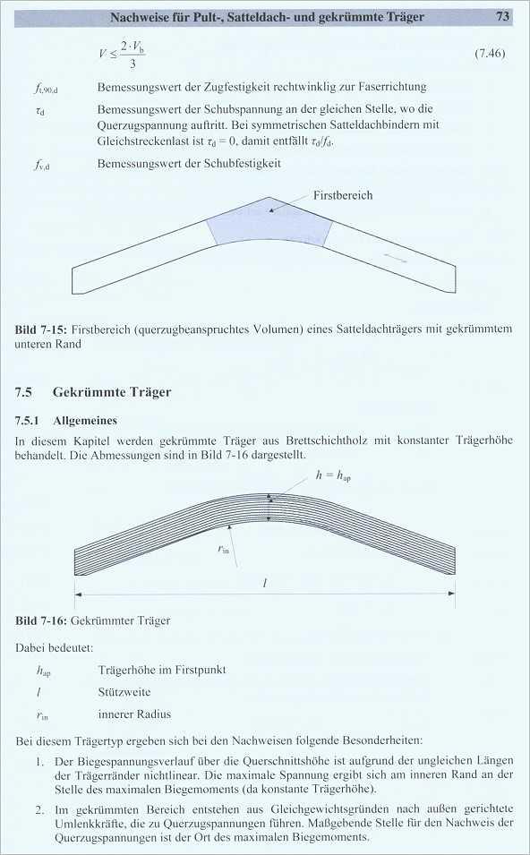 Holzbau nach ec 5 medienservice holzhandwerk for Grundlagen der tragwerksplanung