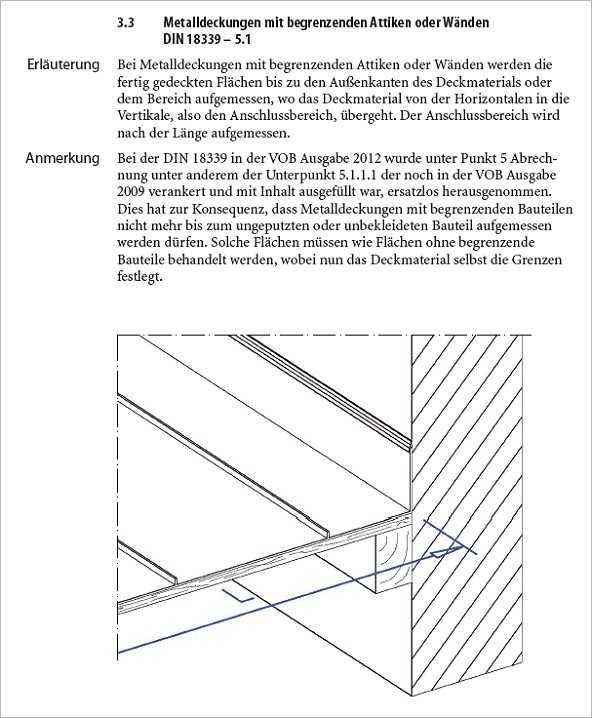richtig aufmessen korrekt abrechnen im dachdeckerhandwerk medienservice holzhandwerk. Black Bedroom Furniture Sets. Home Design Ideas