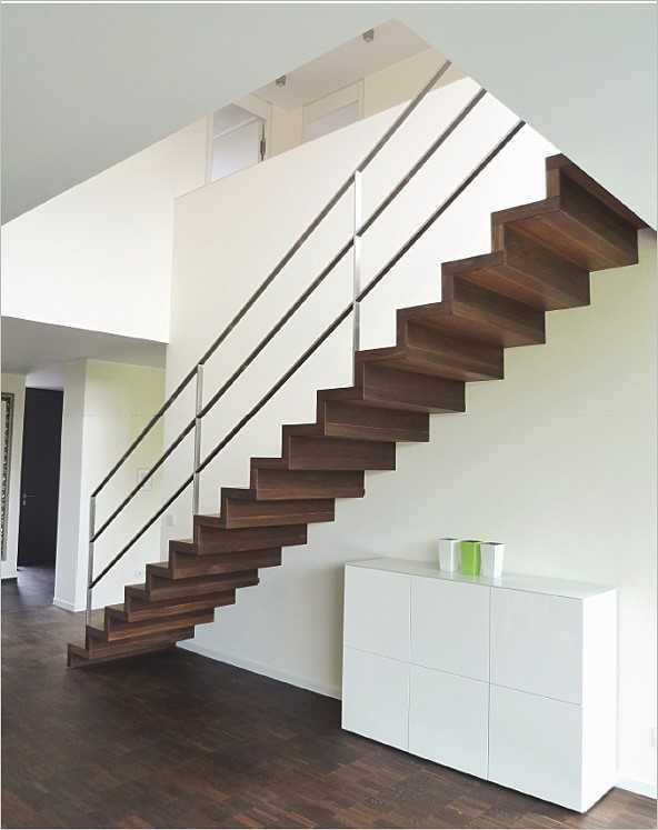Moderne treppen teil 2 medienservice holzhandwerk - Treppen architektur ...