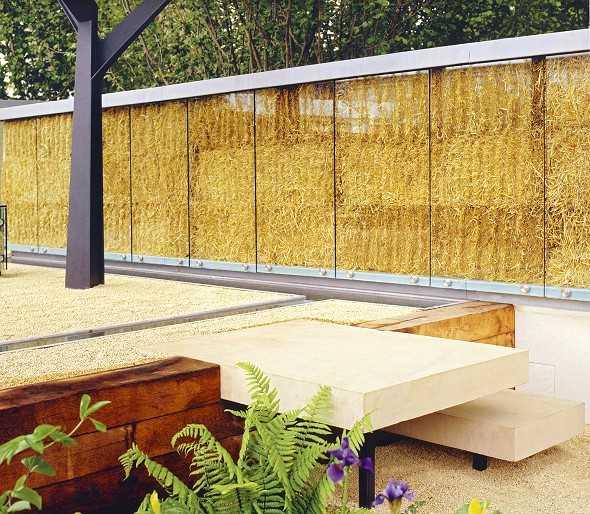 sichtschutz und gartendesign. | medienservice holzhandwerk, Garten und erstellen