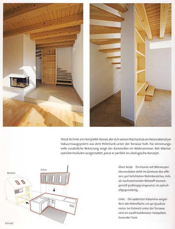 kleine h user modernisieren medienservice holzhandwerk. Black Bedroom Furniture Sets. Home Design Ideas