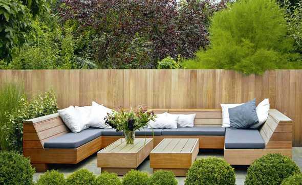Trennwand Außenbereich mit beste design für ihr haus design ideen