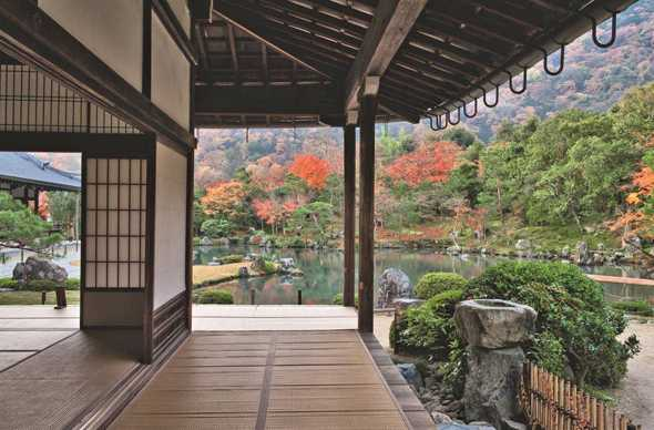 Japanische zen g rten medienservice holzhandwerk for Japanische architektur holz