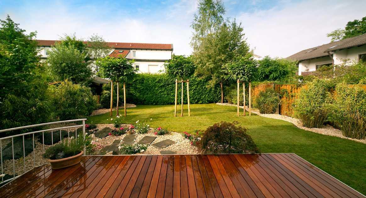 Stunning Garten Gestalten Vorher Nachher Images - House Design ...