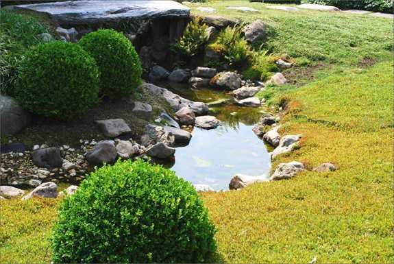Gartenanlagen Mit Wasser – siddhimind.info