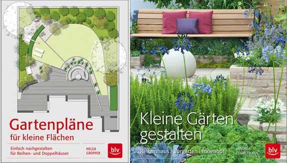 gartenpläne für kleine flächen & kleine gärten gestalten, Gartenarbeit ideen