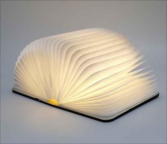 buch lampe led gro medienservice holzhandwerk. Black Bedroom Furniture Sets. Home Design Ideas