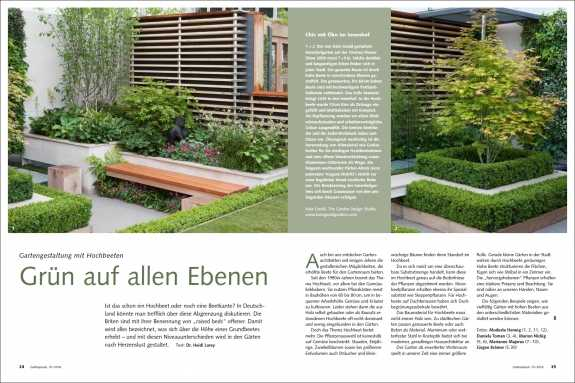 garten praxis zeitschrift kennenlern abo medienservice holzhandwerk. Black Bedroom Furniture Sets. Home Design Ideas